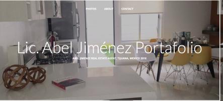 Portada Abel Jiménez Gallery