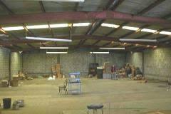 Interior de Bodega en Renta Venta en Fraccionamiento Soler Tijuana OPORTUNIDAD Nave Industrial