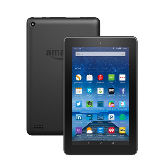 Tablet Kindle Fire 7 WiFi 8GB QuadCore Special Offers - Negro