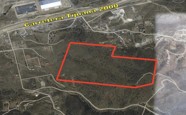 venta de terreno comercial en tijuana, super ubicacion, gran extension territorial, oportunidad de reserva territorial para desarrollo inmobiliario o industrial