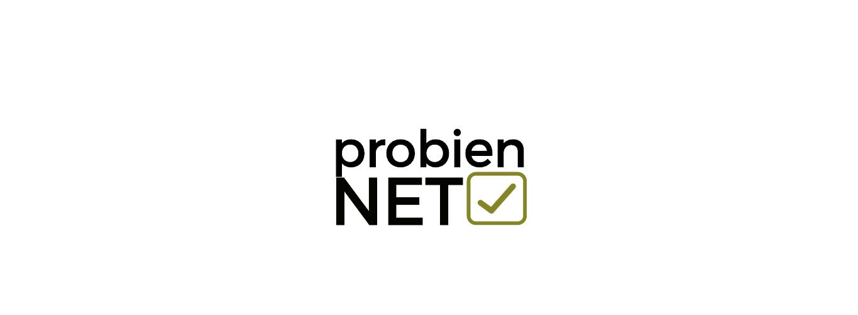 Probien.NET Logo del Nombre de Dominio Probien - NET - Parte de la Colección de Dominios de Abel Jiménez