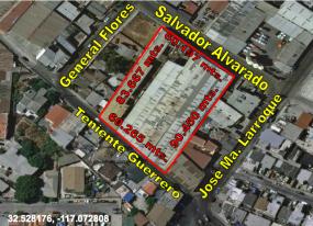 Bodega en Renta / Venta Fraccionamiento Soler Tijuana Oportunidad Inmuebles Adjudicados Tijuana
