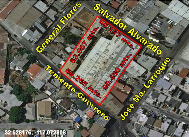 Bodega a Precio de Oportunidad Aprovecha su Súper Ubicación En Fraccionamiento Soler Tijuana