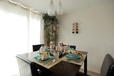 Interior del Modelo Borsari, en Veróna Residencial Tijuana, Casas en Venta en un Entorno Familiar con Plusvalñia Utilizando tu Crédito INFONAVIT