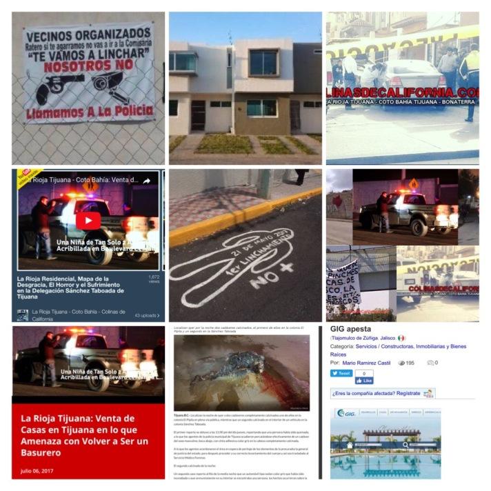 La Rioja Residencial, desarrollo con Casas y Departamentos en Renta en Tijuana, se encuentra ubicado en la Delegación Sánchez Taboada en Tijuana, la cual en conjunto con la Delegación de LA PRESA RURAL, llevan la delantera en la caótica Tijuana panista que no da tregua a la muerte y la violencia, pues en lo que va del año, ya van más de 606 muertos, todos en delitos de alto impacto, algo así como 4 muertos asesinados violentamente en Tijuana y la respuesta del flamante alcalde