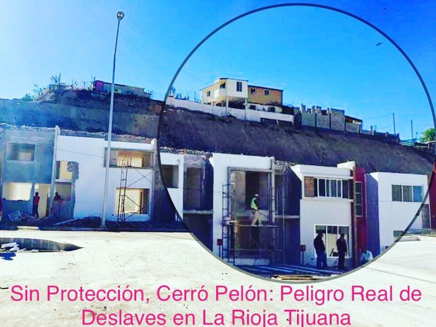 La Rioja Residencial Tijuana Venta de Casas y Departamentos en Zona de Paracaidistas Inseguridad y Violencia