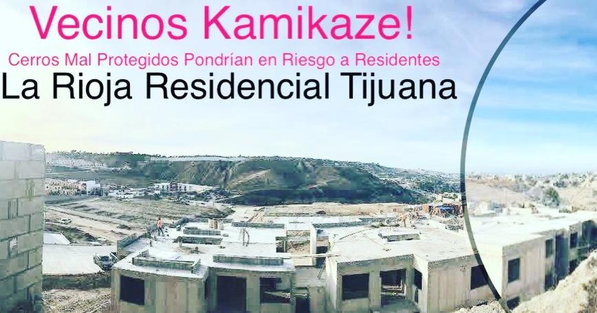 SEPULTADOS VIVOS VECINOS DE LA RIOJA TIJUANA & COTOBAHIA.com CERROS AMENAZAN CON SEPULTAR VIVOS EN SUS PROPIAS CASAS A RESIDENTES DE LA RIOJA RESIDENCIAL TIJUANA http://www.abel.press/2017/09/la-rioja-residencial-tijuana-vecinos.html Vecinos De La Rioja Tijuana, www.ColinasDeCalifornia.com & www.CotoBahia.com Estarían en Riesgo de Ser Enterrados con Vida Ante Previsibles Deslaves Mortales de Cerros Poblados por Paracaidistas. La Rioja Tijuana Podría Convertirse en Tumba de Decenas de Familias, Niños Inocentes, Ante el Riesgo De Deslaves en esta Temporada de Lluvias. Vecinos De La Rioja Tijuana, www.ColinasDeCalifornia.com & www.CotoBahia.com Estarían en Riesgo de Ser Enterrados con Vida Ante Previsibles Deslaves Mortales de Cerros Poblados por Paracaidistas. Suplican Intervención De Protección Civil para Frenar la Venta de Casas y Departamentos en La Rioja Residencial Tijuana y Coto Bahia Ante el Peligro de una Tragedia: Exigen Investigar a GIG DESARROLLOS INMOBILIARIOS ante Presumible Negligencia del Gonstructor de www.Tlajomul.CO En Todo http://www.ColinasDeCalifornia.com Se Padece del Terrible Hedor que Emana desde los Adentros de la Tierra en donde se construyen más Casas y Departamentos en Venta de La Rioja Tijuana y se Asegura son Edificados Sobre Rellenos Sanitarios Nauseabundos, además de Insalubres, Inseguros y Asquerosos... La Gravedad Escala Ya a ser un Problema de Salud Pública Ante las Enfermedades que Comienzan a Brotar en la Zona. Y no es para menos. El Apeste se Percibe desde Residencial Agua Caliente y desde la Carretera a Rosarito https://issuu.com/lariojatijuana/docs/viven_aterrados_en_la_rioja_tijuan_ https://jms.com.mx/2017/09/20/proteccion-civil-debe-de-detener-la-venta-de-casas-en-la-rioja-residencial-tijuana-ante-peligros/?frame-nonce=e0d9ced007 https://issuu.com/lariojatijuana/docs/aterrados_en_la_rioja_residencial_t